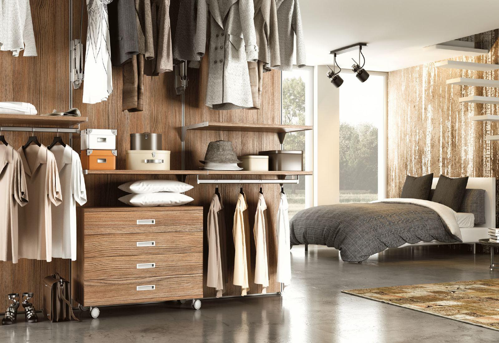 Camere da letto con mobili individuali di malfertheiner for Camere da letto da sogno